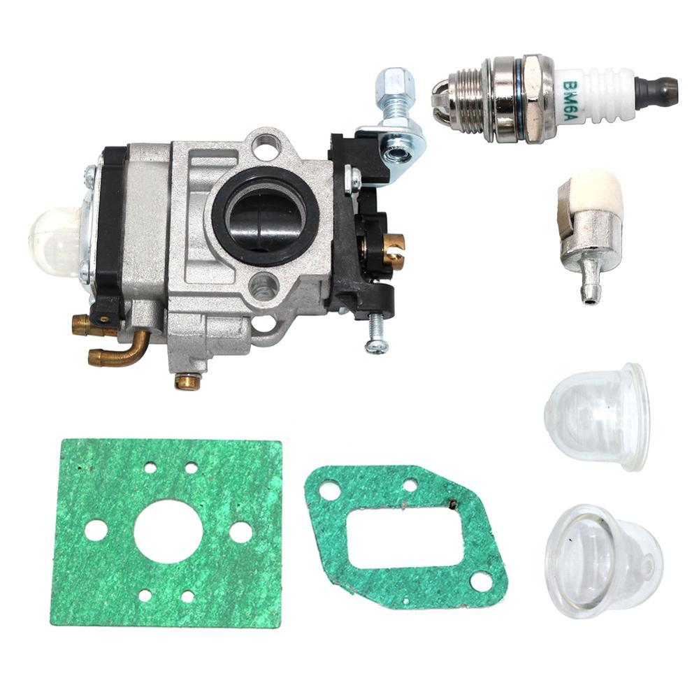 Carburador para Makita Mochila Ventilador Bbx7600 Bbx7600n