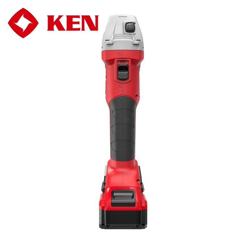 KEN 100mm electric angle grinder machine 20v rechargeable angle grinder enlarge