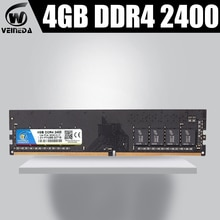 DIMM ram DDR4 8GB PC4-19200 mémoire Ram ddr 4 2400 pour Intel AMD DeskPC Mobo ddr4 8 gb 1.2V 284pin
