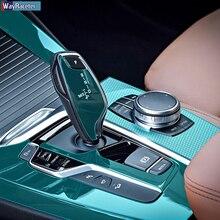 Auto Interieur Centrale Console Gear Dashboard Tpu Transparante Beschermende Film Voor Bmw X3 G01 X4 G02 M 2018 2019 2020 accessoires