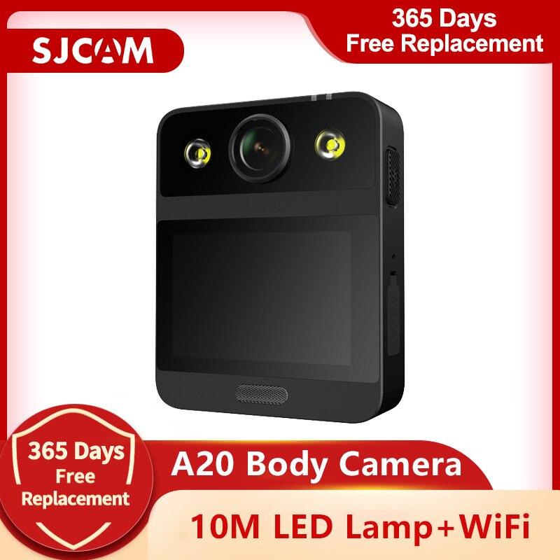 الأصلي SJCAM A20 كاميرا يمكن حملها بالجسم 2.33