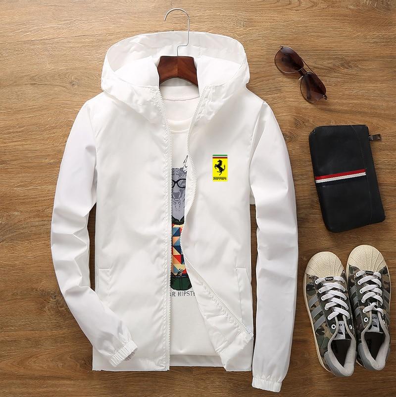 LONSDALE летняя новая мужская Солнцезащитная модная куртка 2021 Мужская ветровка куртка-бомбер мужская Уличная Повседневная Уличная одежда горя...