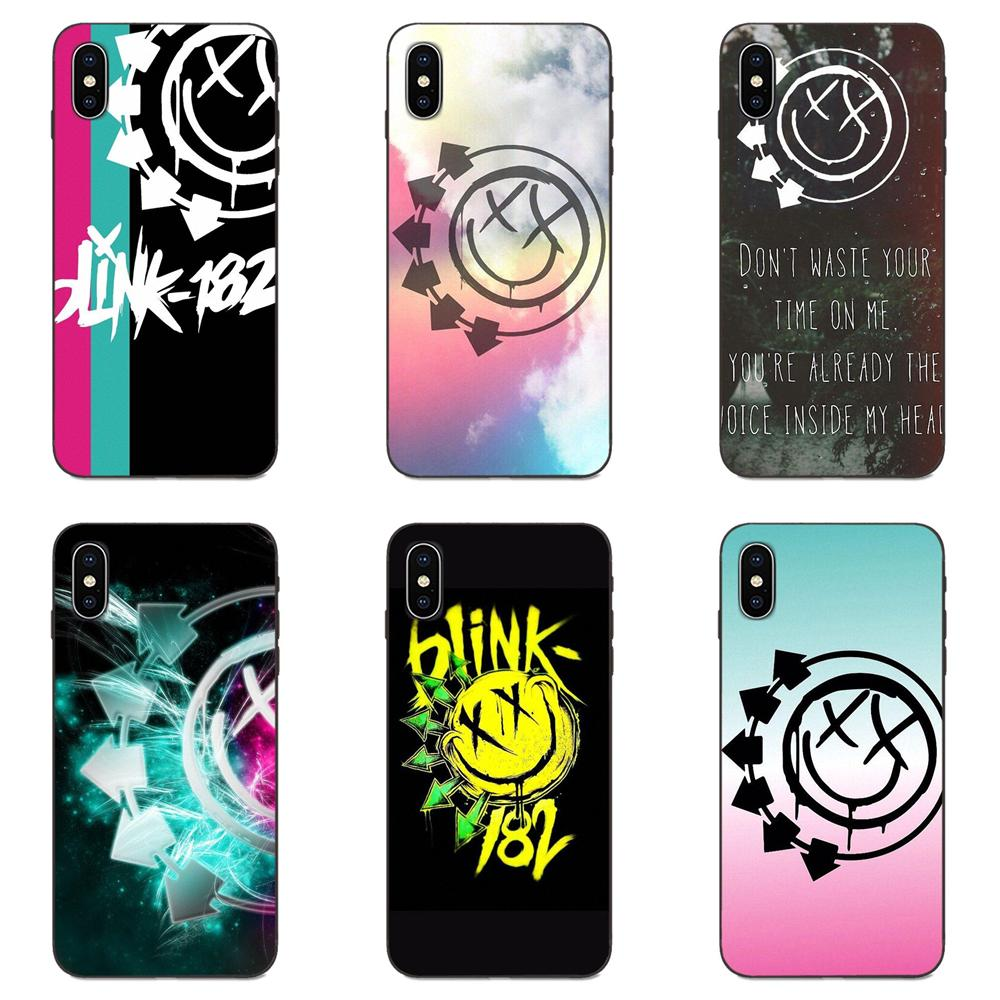 Banda de Punk Rock Blink 182 para Huawei Honor 5A 6A 6C 7A 7C 7X 8 8A 8C 8X 9 9X 10 10i 20 Lite Pro de lujo