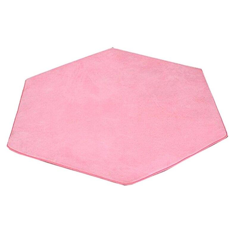 سجادة سجادة للعب الأطفال سجادة أرضية لعبة وسادة لعبة سداسية للمنزل للأطفال DFK889