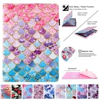 for ipad air mini 5 4 3 2 1 cover 10 2 7th 8th generation leather case pro 11 2020 2021 air 5th 6th 10 5 9 7 tablet case fundas