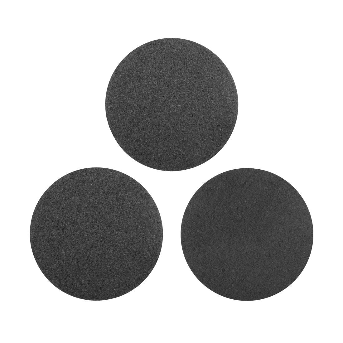 Gancho e Laço Disco de Lixamento Carboneto de Silício Sortido para a Mobília de Polimento Uxcell Pces Molhado – Seco 120 180 320 Grão 15 5-polegada