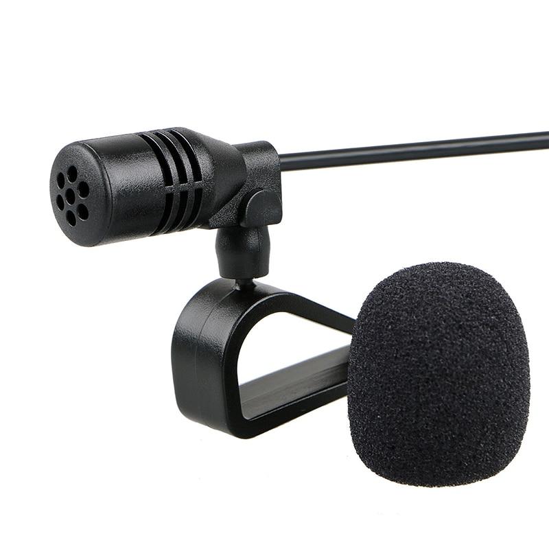 Auto Mikrofon Hohe Anti Jamming Fähigkeit Für Radio Audio Externe Mic 2,5mm