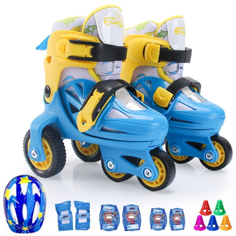Роликовые коньки для детей, роликовые коньки, детские роликовые коньки, обувь для взрослых, роликовые коньки для детей, для мальчиков, регул...