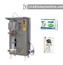 CBD ماء يملأ نظام ماكينة تعبئة هيدروليكيّة لالكيس ماء عمل/صغير ماء نقي عمل