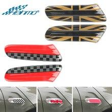 For Mini Cooper Accessories Clubman F55 F57 F56 Car Sticker Turn Signal Fender Cover For Mini Clubma