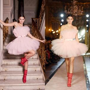 2020 Ligth Pink Cocktail Dresses Strapless Tulle Puffy Skirts Party Celebrity Dress Short Prom Evening Gowns Club Wear