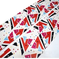new womens tights geometric pattern printed fashion comfortable pantyhose female girl stocking red gothic lolita