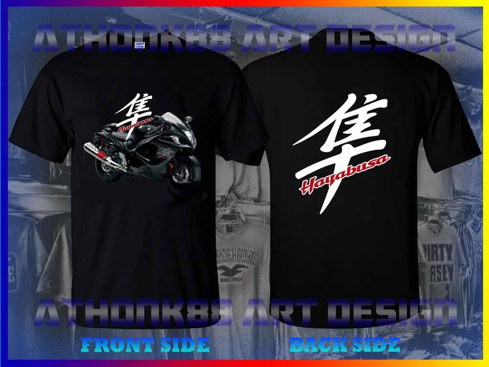 ¡Novedad de 2019! Camiseta sin mangas de Color liso para hombre con motocicleta Gsx1300R Hayabusa Suz gsx-r 2019