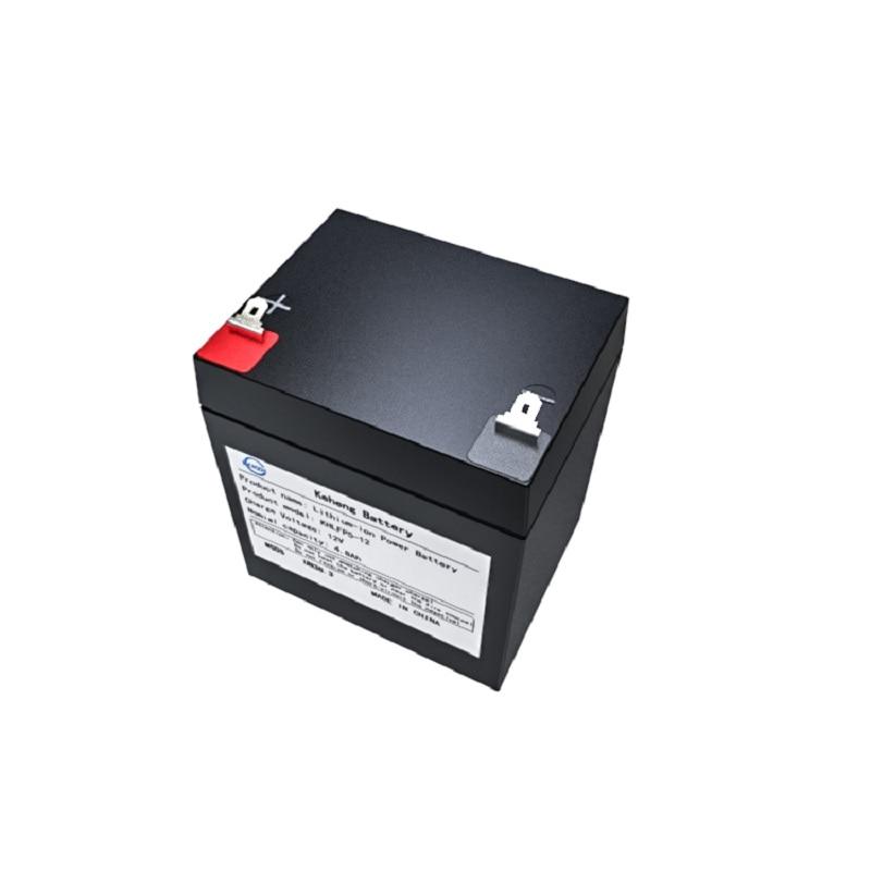 4S3P LiFePO4 ليثيوم أيون 12 فولت 4.8AH بطارية قابلة للشحن حزمة لقفز بداية