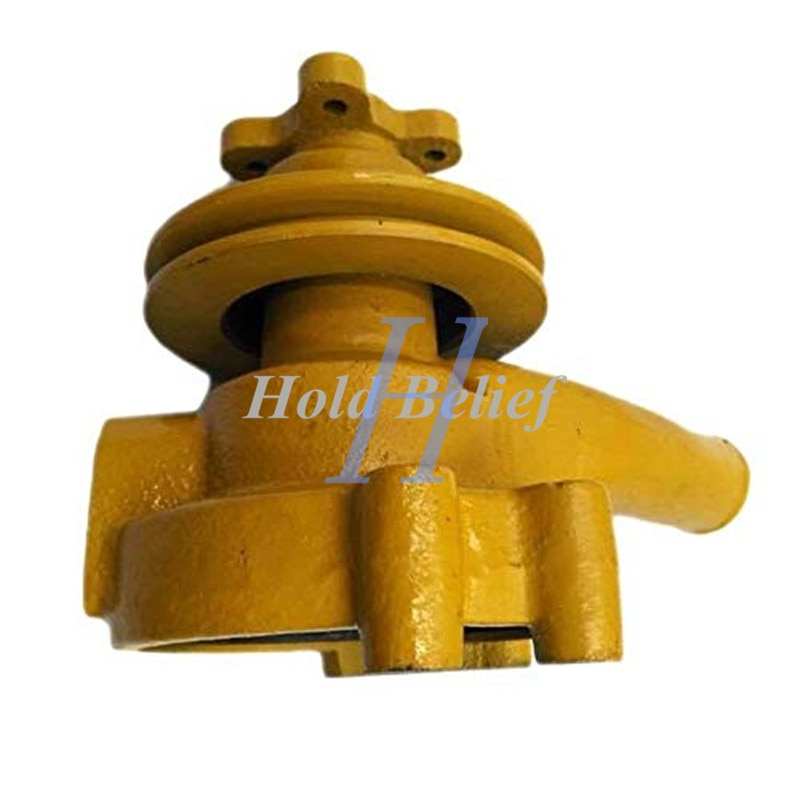 Pompe à eau pour Komatsu 6144-61-1401 6144   1402,