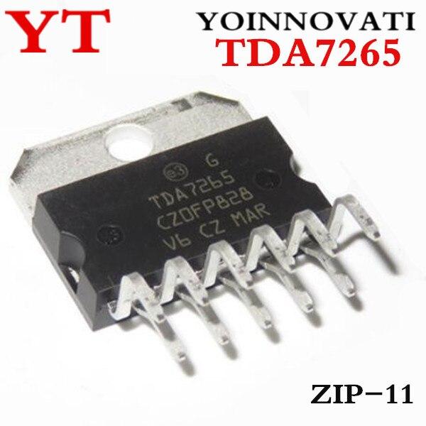 20 قطعة/الوحدة TDA7265 7265 البريدي IC أفضل جودة.