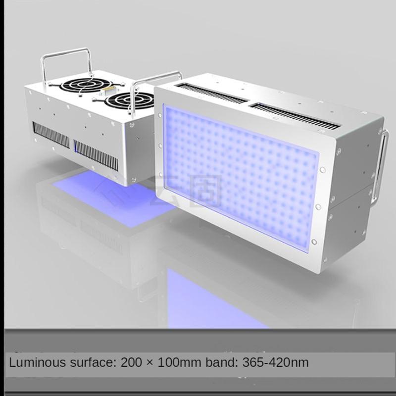 Ultraviolet UV Lamp Air-CooleduvThe Curing Device Camera Headphones UV The Film Curing Machine 395nm 365nm