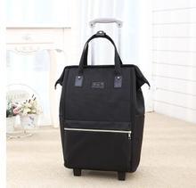brand 20 Inch Women luggage bag set Trolley Bag Travel duffle wheels Suitcase Travel Rolling Bag Baggage bag Travel bag wheels