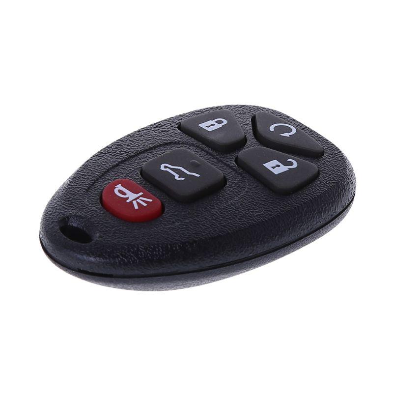 5 5 Button Car Remote Key For Chevrolet Tahoe Traverse GMC Yukon 2007 2008 2009 2010 2011 2012 2013 2014 For Buick KOBGT04A