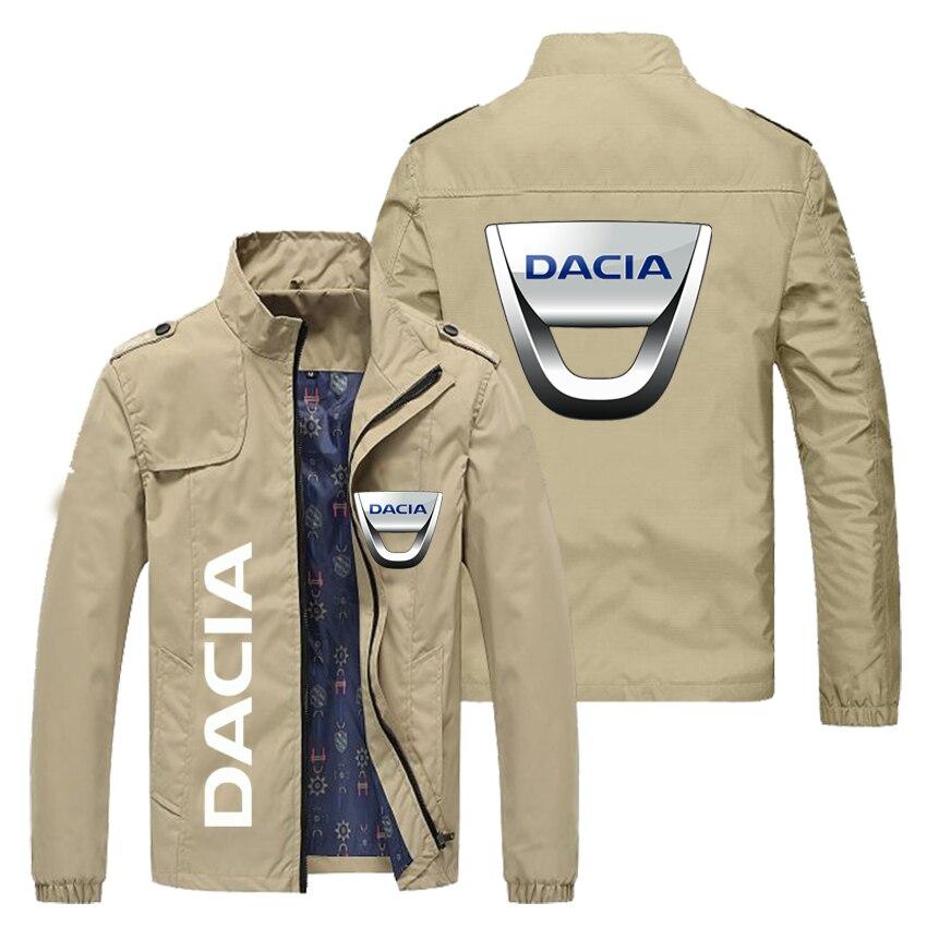 Демисезонная эксклюзивная куртка с логотипом автомобиля, мужская куртка на молнии, Модная приталенная куртка, Мужская Повседневная бейсбо...