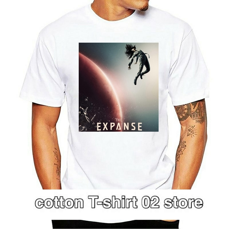Camiseta de verano para hombre y mujer, camisa negra