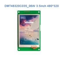 DMT48320C035_06WN DMT48320C035_06WT DGUS II inteligentny moduł TFT lcd 3.5 cala Dwin
