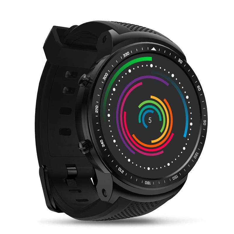 LOLIA New Thor PRO 3G GPS Smartwatch 1.53inch For Android 5.1 MTK6580 1.0GHz 1GB+16GB Smart Watch relogio inteligente femenino
