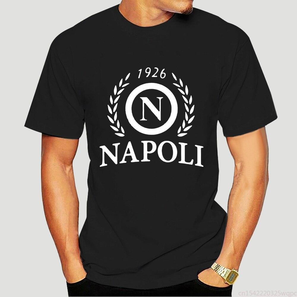 Camiseta de Serie A ITALIA para hombres ropa informal Tops de moda