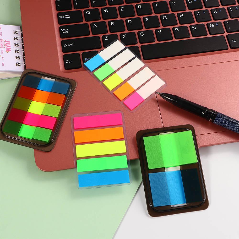 bloc-de-notas-autoadhesivo-de-color-fluorescente-marcador-de-notas-pegatina-de-recordatorio-de-papel-suministros-escolares-de-oficina-1-paquete