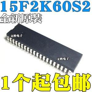 1pcs/lot STC STC15F2K60S2-28I-PDIP40  In Stock