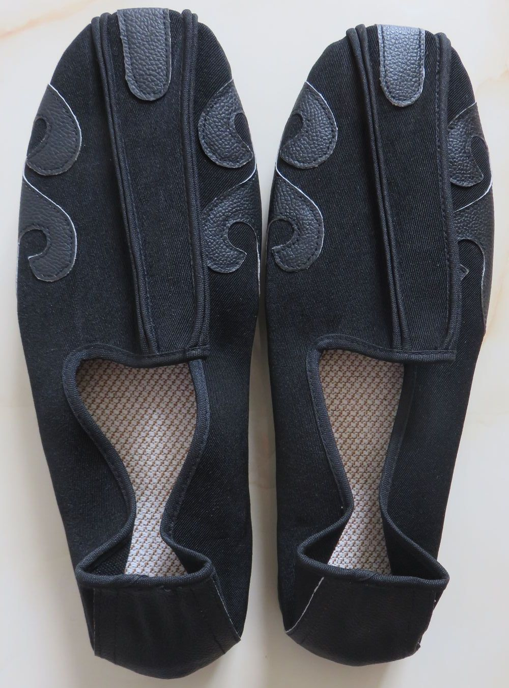 Обуви Wudang с облачным крючком обуви для тренировок боевые искусства тайчи обувь