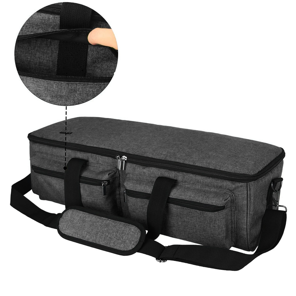 Carrying Bag Tote Bag Storage Bag for Explore Air Maker Silhouette Cameo 4 Arts Crafts Sewing Storage