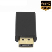 DisplayPort DP to HDMI-compatible Adapter Converter Male to Female Display Port HDMI-compatible Adap