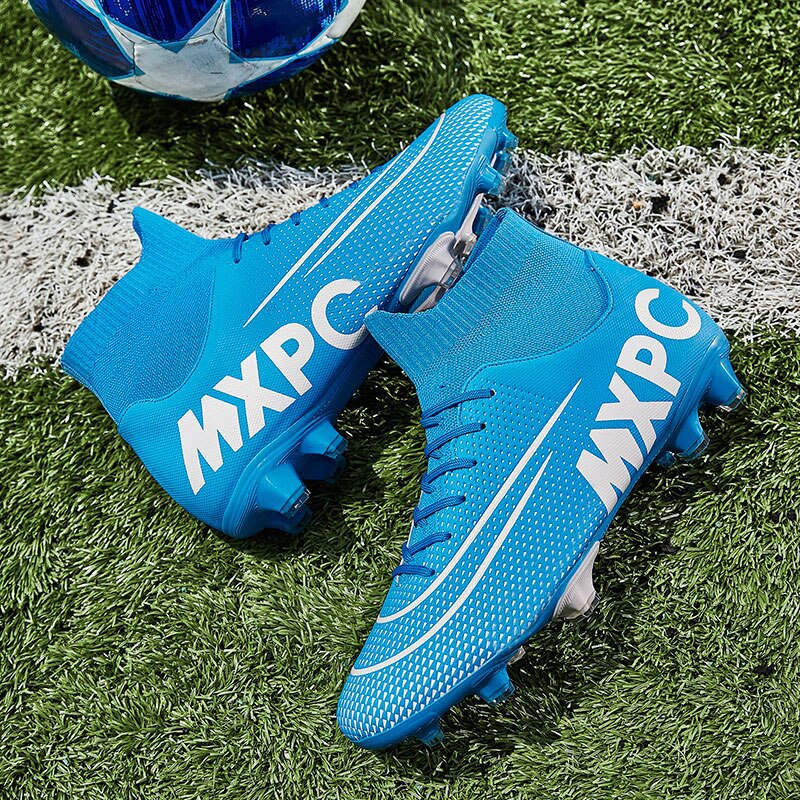 Men Sportsturf Soccer Shoes Kids Soccer Cleats Training Teens Indoor Football Boots Breathable Women Futsal Sneakers Size 35 45 Soccer Shoes Aliexpress