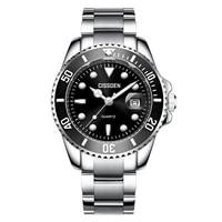 cissden top brand luxury diver watch men waterproof date clock sport watches mens quartz wristwatch clock relogio masculino 2021