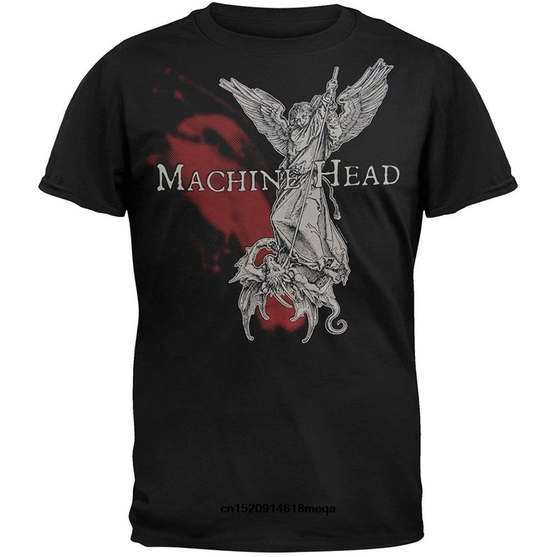 T-shirts engraçado cabeça da máquina astetics do ódio moda masculina camiseta