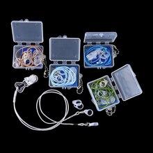 1 Set Achter Het Oor Aho Hoortoestellen Aid Clip Klem Touw Protector Houder Voor Kinderen & Volwassenen Veiligheid Bescherming accessoires