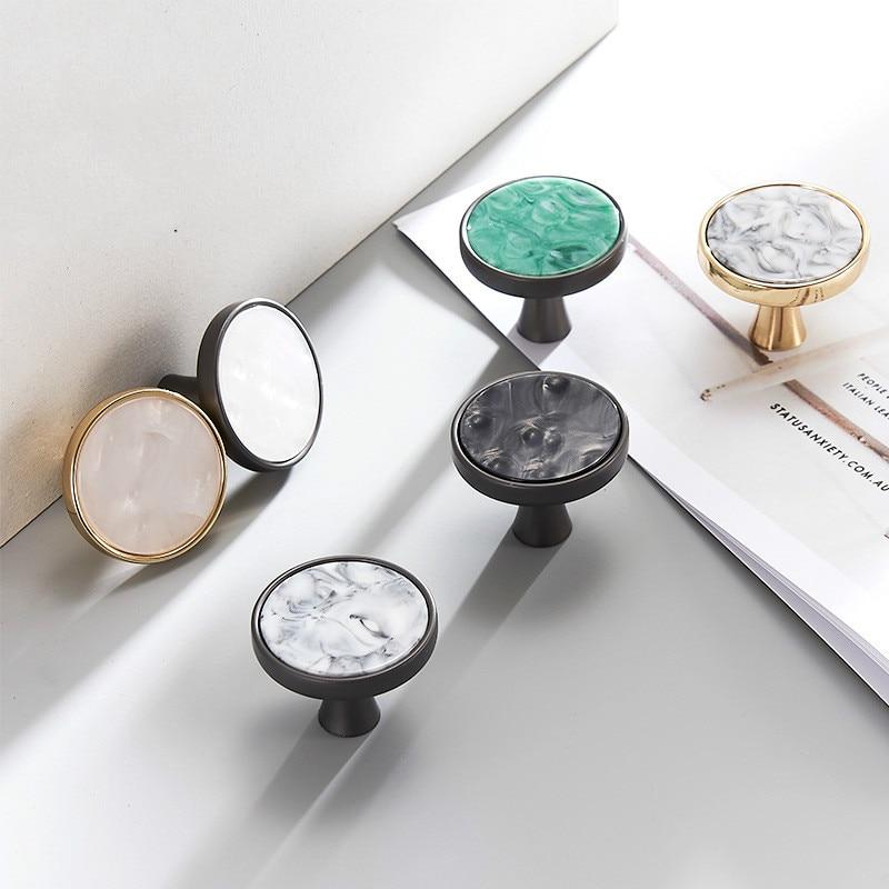 Perillas y manijas de gabinete dorado nórdico ganchos colgantes de moda decoración de pared gancho muebles perillas mango de cocina Hardware