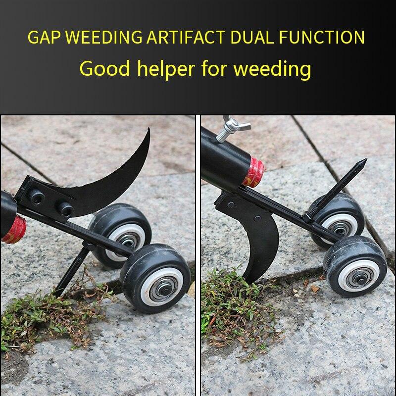 G40 Weeding Hook Crevice Weeding Hook Marauder Weeds Grabber Cleaning Tool Lawn Mower Weeding Head Garden Tools