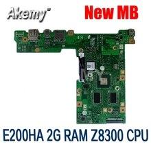 Akemy E200HA MAIN_BD carte mère 64G SSD Z8300-CPU pour For Asus E200 E200H E200HA ordinateur portable carte mère E200HA