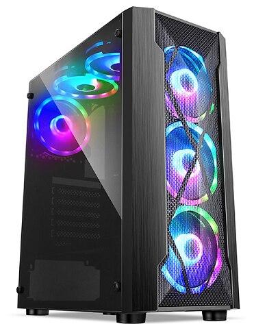 Desktop-Computer Intel CPU Xeon Bildung PC Schule NVIDIA GTX 1050 Ti Gaming Office 365 Spiel heißer Verkauf