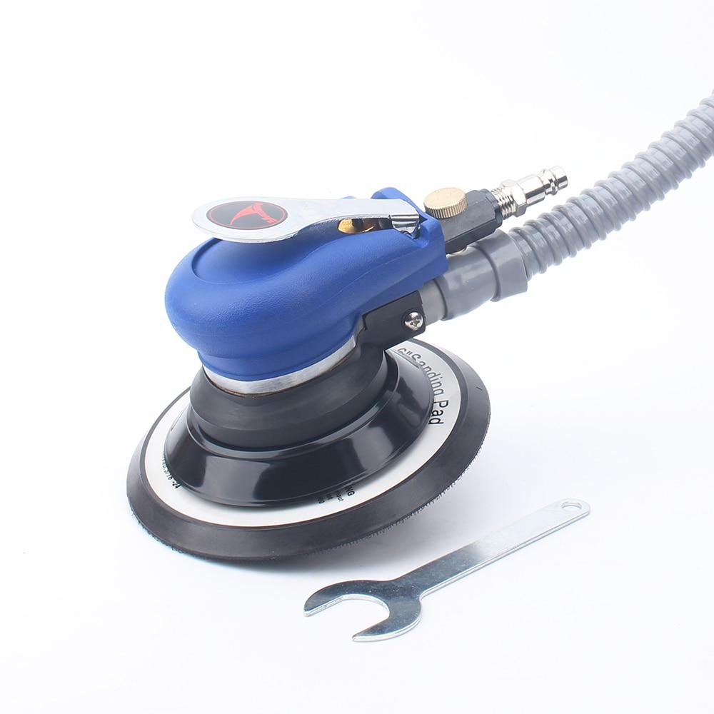 صنفرة هوائية 6 بوصة ، آلة صنفرة بالهواء المضغوط مع فراغ 150 مللي متر ، أدوات صنفرة هوائية ، بيع بالجملة