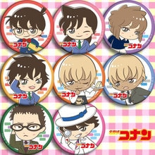 Japón Anime Detective Conan ash mouring insignia de cosplay Cartoon broche colección de pins bolsos insignias para mochilas botón regalos
