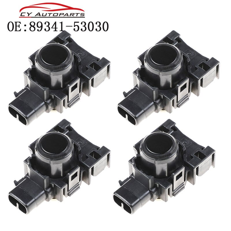 4 Uds nuevo aparcamiento PDC Sensor para Lexus CT200h GS350 GS450h 89341-53030 de 8934153030