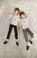 many style 16 30cm diy toy boys girl blyth bjd doll model diy toy high gift doll with clothes make up shoes wigs body head