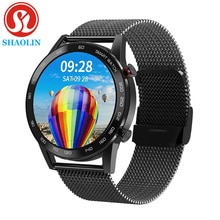 Bluetooth Calling Smart Watch Men Heat Rate Monitor 360*360 HD IPS Screen IP68 Waterproof Sports Sma