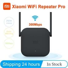 Xiaomi Mijia WiFi Repeater Pro 300M Mi Verstärker Netzwerk Expander Router Power Extender Roteador 2 Antenne für Router Wi-Fi hause