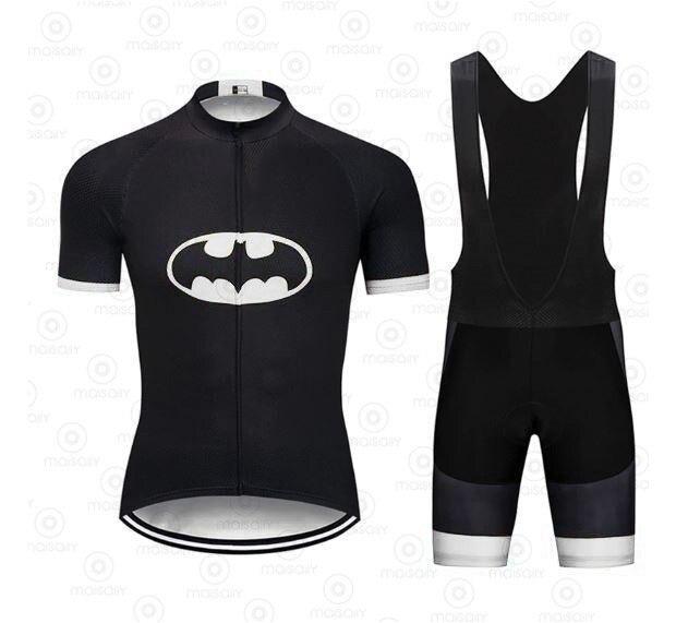 Crossrider-ropa de ciclismo profesional para hombre, Maillot, culotte, MTB, GEL corto, conjuntos,...