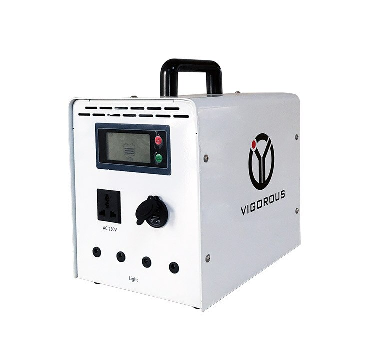 2019 Trending Solar Products,300W Solar Generator Portable For home and House 220V 110V enlarge