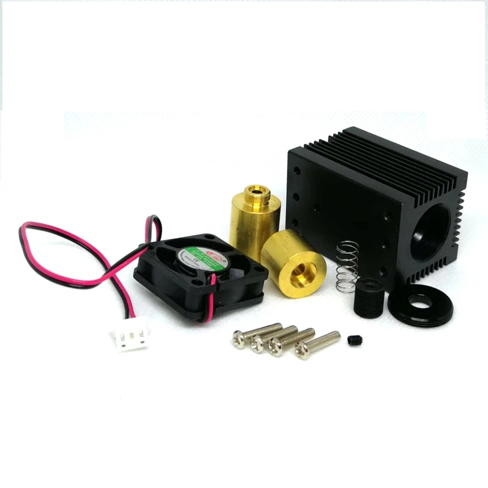 3350 мм TO18 5,6 мм синий лазер диод корпус корпус w% 2F405 нм 450 нм стекло коллиматор линза сделай сам